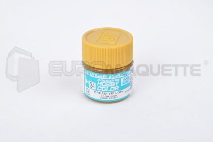 Gunze Sangyo - Jaune Crème H34 (pot 10ml)