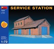 Miniart - Service Station