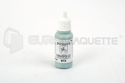 Prince August - Vert gris moyen 973 (pot 17ml)