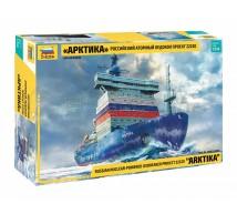 Zvezda - Nuclear Icebreaker Arktika