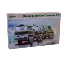 Trumpeter - chinese tank transporter