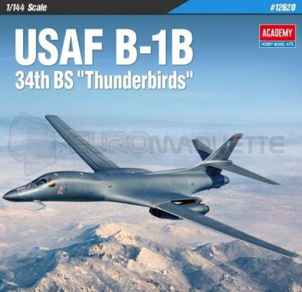 Academy - B-1B 34th BS