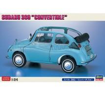 Hasegawa - Subaru 360 Convertible