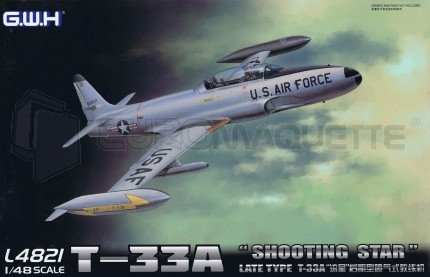 Great wall hobby - T-33 A