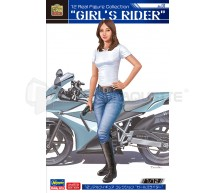 Hasegawa - Girl's rider