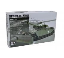 Afv Club - Centurion Mk 5 & Dozer