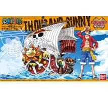 Bandai - One Piece boat Thousand Sunny (0175297)