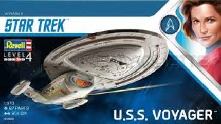 Revell - USS Voyager 1/670