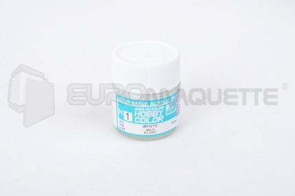 Gunze Sangyo - Blanc Brillant H1 (pot 10ml)