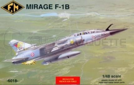 Fonderie Miniature - Mirage F1-B