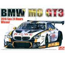 Platz model - BMW M6 GT3 Spa 2016 Winner