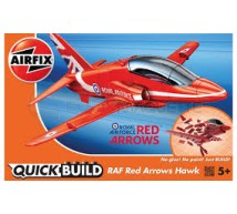 Airfix - Hawk Red Arrows Lego