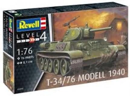 Revell - T-34/76