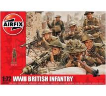 Airfix - British infantry WWII