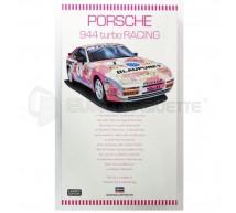 Hasegawa - Porsche 944 Turbo  Racing Blaupunkt