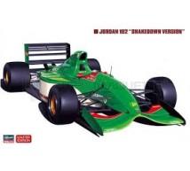 Hasegawa - Jordan 192 Shakedown version