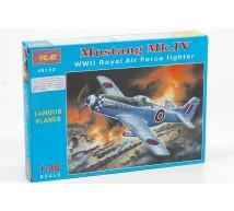 Icm - Mustang Mk.IV