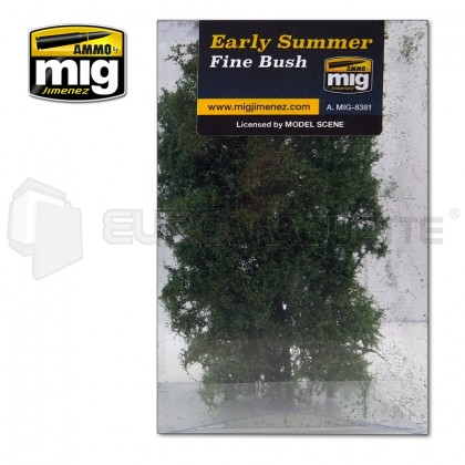 Mig products - Early summer fine bush