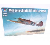 Trumpeter - Bf-109F-4/trop
