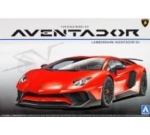 Aoshima - Lamborghini Aventador SV
