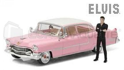 Greenlight - Cadillac Fleetwood & Elvis