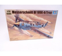 Trumpeter - Bf-109E-4 trop