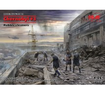 Icm - Chernobyl rubbles cleaner