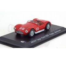 White box - Maserati A6GCS FANJIO Targa Florio 1953