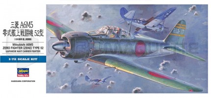 Hasegawa - A6M2 Zero type 22