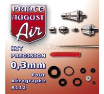 Prince August - Buse 0,3 & accessoires HD