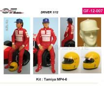 Gf models - Pilote F1 1990