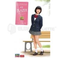Hasegawa - JK Blazer girl