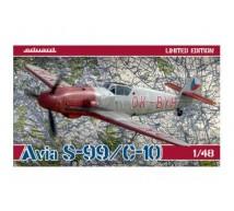 Eduard - Avia S-99 C-10