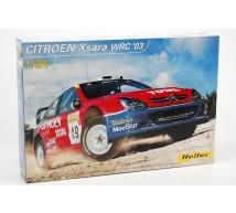 Heller - Citroën Xsara WRC03