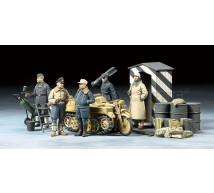 Tamiya - Luftwaffe crew winter