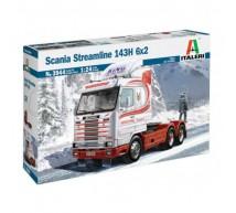 Italeri - Scania Streamline 143H 6x2