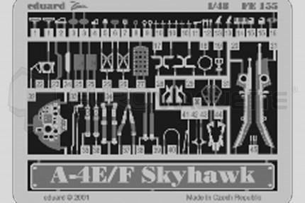 Eduard - A-4 E/F Skyhawk (hasegawa)
