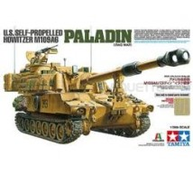 Tamiya - US SPG Paladin Iraq War