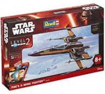 Revell - Poe's X Wing Star Wars VII