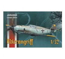 Eduard - Bf-109E Alderangriff