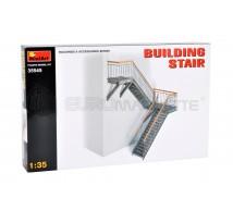 Miniart - Escalier metallique