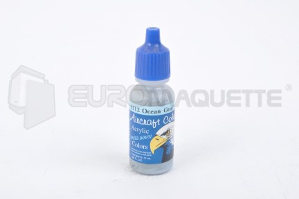 Airc. Color - Ocean Gray  RAF 6112U (pot 17ml)