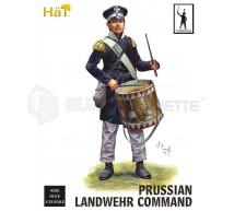 Hat - Cdt Prussiens