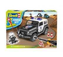 Revell - 4x4 Police Junior Kit