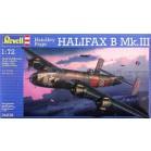 Revell - Halifax B Mk III