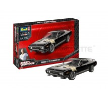 Revell - F&F Dominic 71 Plymouth GTX