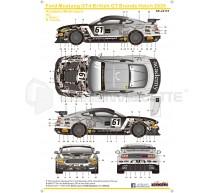 Skd products - Mustang GT4 British GT (Tamiya)