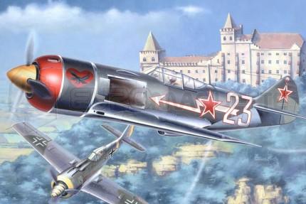 Eduard - Lavochkin La-7