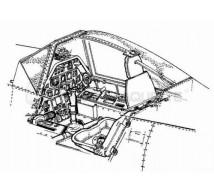 Cmk - Fw-190 A8/F8 interieur(tamiya)