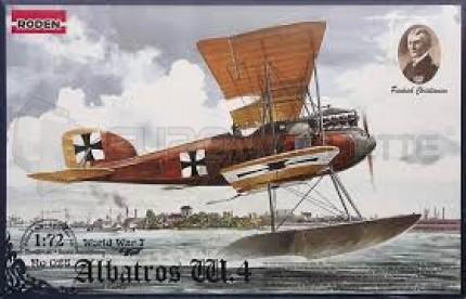 Roden - Albatros W 4